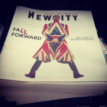 coverstand image of the newcity issue