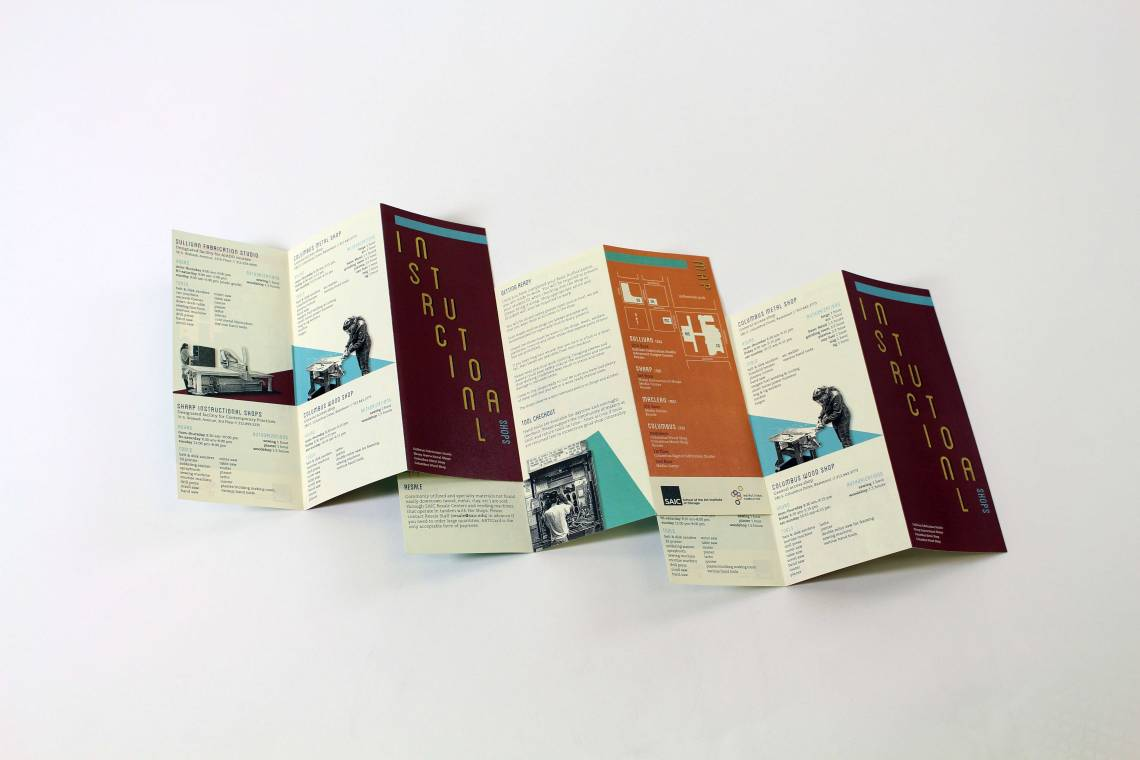 Instructional Fabrication Brochure